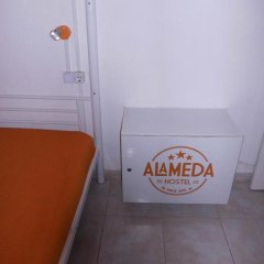 Alameda Hostel Кровать в женском общем номере с двухъярусной кроватью фото 4