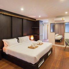Отель Simple Life Cliff View Resort 3* Номер Делюкс с различными типами кроватей фото 16
