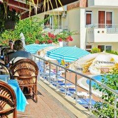 Апартаменты Irem Garden Apartments бассейн
