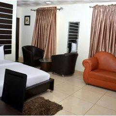 Отель De Rigg Place 3* Улучшенный номер с различными типами кроватей фото 3