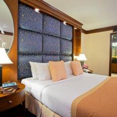 King Park Avenue Hotel 4* Представительский люкс с различными типами кроватей фото 18