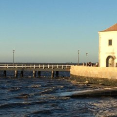 Отель Quinta Da Praia Das Fontes пляж