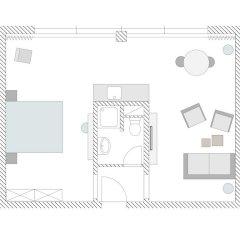 Hotel Big Mama 2* Стандартный номер с различными типами кроватей фото 6