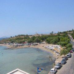 Hotel Avra пляж