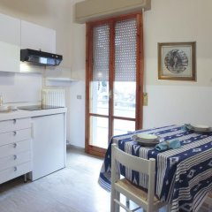 Отель Nevada Appartamenti Римини в номере