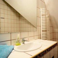 Отель Pensjonat Cicha Woda Косцелиско ванная фото 2