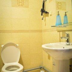 Гостевой дом на Московском Номер Комфорт с различными типами кроватей фото 9