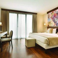 Отель Ramada Plaza Milano 4* Стандартный номер с различными типами кроватей фото 2