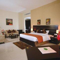 Landmark Hotel Riqqa 4* Представительский номер с различными типами кроватей фото 5