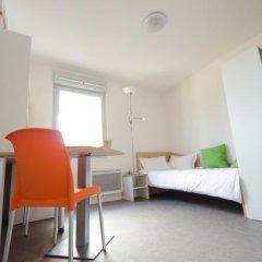 Отель Apparteo Lyon 7 Gerland Франция, Лион - отзывы, цены и фото номеров - забронировать отель Apparteo Lyon 7 Gerland онлайн комната для гостей фото 2