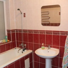 Гостиница Usadba V Lapenkah ванная фото 2