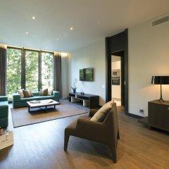 Отель DUPARC Contemporary Suites 4* Полулюкс с различными типами кроватей фото 7