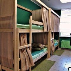 Nice Hostel Кровать в общем номере фото 12