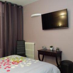 Отель Hôtel Paris Gambetta 3* Студия с различными типами кроватей фото 2