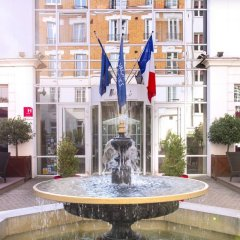 Отель Hôtel Vacances Bleues Villa Modigliani фото 11