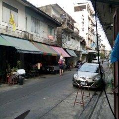Landscape Hostel Бангкок парковка