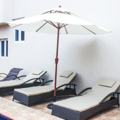 Отель Visa Karena Hotels бассейн