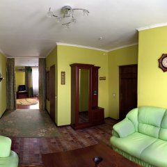 Айвенго Отель 3* Люкс с различными типами кроватей