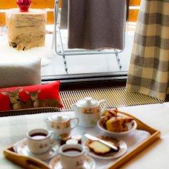 Hotel Alpen Ruitor в номере