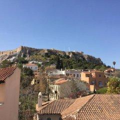 Отель Best Views of Athens Афины балкон