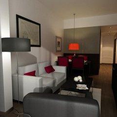 Апартаменты Suites Center Barcelona Apartments Апартаменты с различными типами кроватей
