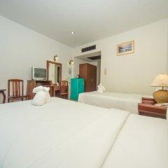 Отель Amata Patong 4* Стандартный номер с двуспальной кроватью