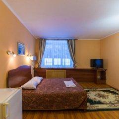 Гостиница Шансон 3* Стандартный номер двуспальная кровать фото 10