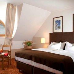 Hotel Zamek Bobolice Номер Делюкс с различными типами кроватей