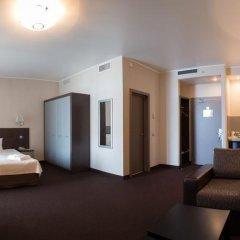 Гостиница Золотой Затон 4* Студия с различными типами кроватей фото 24
