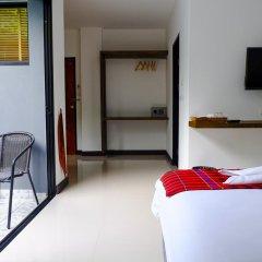 Отель The Umbrella House 3* Номер Делюкс с различными типами кроватей фото 11