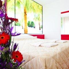 Отель Motel Autosole 2* Стандартный номер с различными типами кроватей фото 15