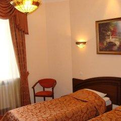 Эдем Отель 3* Стандартный номер двуспальная кровать