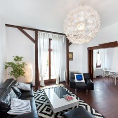 Апартаменты RJ Apartments Grunwaldzka Сопот комната для гостей фото 5