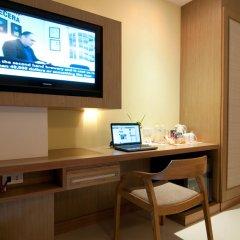 The ASHLEE Plaza Patong Hotel & Spa 4* Улучшенный номер с различными типами кроватей