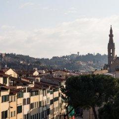 Отель Msnsuites Palazzo Dei Ciompi Люкс повышенной комфортности фото 11