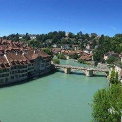 Отель Goldener Schlüssel Швейцария, Берн - 1 отзыв об отеле, цены и фото номеров - забронировать отель Goldener Schlüssel онлайн приотельная территория