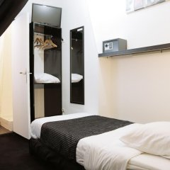 Hotel de l'Exposition Republique 3* Стандартный номер с различными типами кроватей фото 5