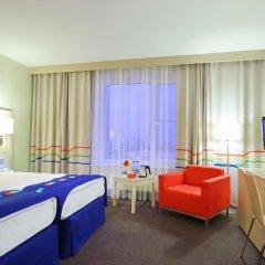 Гостиница Park Inn Астрахань 4* Номер Бизнес с различными типами кроватей фото 3