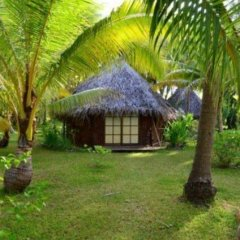 Отель Blue Heaven Island Французская Полинезия, Бора-Бора - отзывы, цены и фото номеров - забронировать отель Blue Heaven Island онлайн фото 3