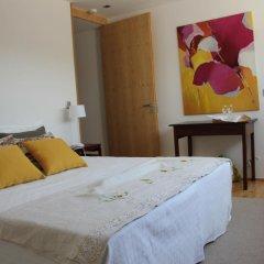 Отель Quinta de Fiães комната для гостей