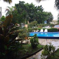 Отель Aparta Hotel Bruno Доминикана, Бока Чика - отзывы, цены и фото номеров - забронировать отель Aparta Hotel Bruno онлайн бассейн