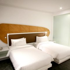 Hotel Icon Bangkok 4* Улучшенный номер с различными типами кроватей фото 9