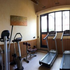 Отель Accademia Италия, Милан - отзывы, цены и фото номеров - забронировать отель Accademia онлайн фитнесс-зал фото 2