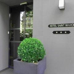 Hotel Saint-Marcel интерьер отеля фото 2