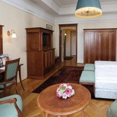 Отель Danubius Gellert 4* Улучшенный номер фото 2