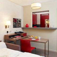 Отель Aparthotel Adagio Muenchen City 4* Апартаменты с различными типами кроватей фото 4