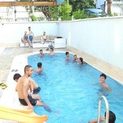 Отель Phellos Apart бассейн