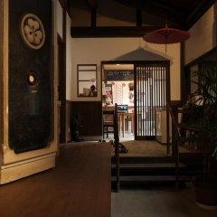 Отель Etchu Yatsuo Base OYATSU Япония, Тояма - отзывы, цены и фото номеров - забронировать отель Etchu Yatsuo Base OYATSU онлайн интерьер отеля фото 3