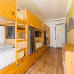 Yes! Lisbon Hostel Кровать в общем номере фото 3