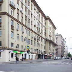 Гостиница ApartLux Tverskaya-Yamskaya 3* Апартаменты с различными типами кроватей фото 11